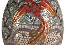 Faberge egg, fractals