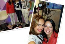Bellah Amorah na Mídia. / Participação no Nosso Programa Rit Tv, apresentado pela Jacqueline Stefano.