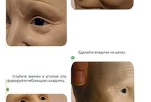 лепка кукол