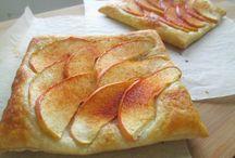 Lekkere snacks / Soms wil je geen gezonde snack maar een gewoon een lekkere guilty pleasure!