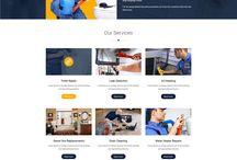 дизайн сайта по ремонту
