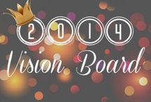 2014 Inspiration / Vision boards, Words, Goals. Let's make this year ROCK! / by Kadi Cobb Prescott