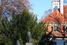 monacensia munich / hildebrandhaus maria-theresia-strasse | alle bilder er mine egne | cc-by-nc