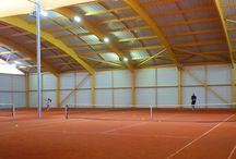 Projectio® Sport - Eclairage LED complexes sportifs / Réalisations Eclairage LED complexes sportifs et terrains de sport - NEOLUX LED lighting solutions