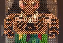 Hama Vaiana Perler Beads