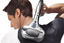 Massage... Oooooh....Ahhhh. / Massage chairs, back massager, lumbar massagers, cordless massager, leg and foot massager, neck massager, shiatsu massager, body massager, and massage tools.