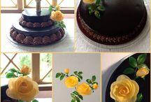 Cake things