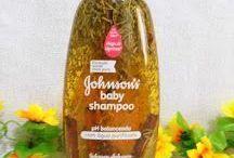 shampoo Johnson preparado