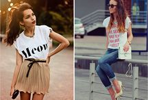Stay classy / Steal the style...wishlist!!