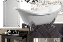 Paris Bathroom / by Liz Stern