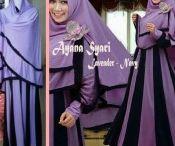 Baju Gamis Syari cantik