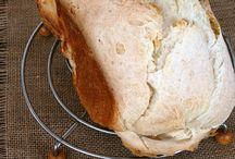 receta para pan