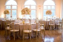 Wedding Colors: Gold