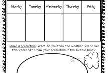3rd Grade weather prediction