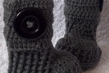 Crocheting/Knitting / by Amelia Barone