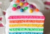 Cakes / by Anna Hamblen