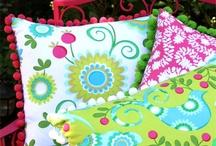 Pillows / A lot of pillows