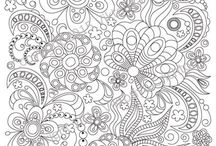 Coloring patterns