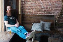 Chris J Hartman / New Photoshoot with Chris J Hartman - Featuring the Reigndeer Tee
