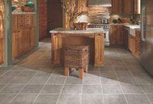 Kitchen Flooring Ideas / Different styles kitchen decor just for you. Luxury kitchen flooring. Excellent kitchen floring ideas.
