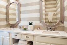 Bathrooms 3 / by Bella Grey