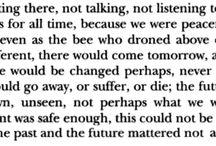 LITERATURE.  / by Anna E. Allen