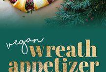 Vegan Christmas Appetizer