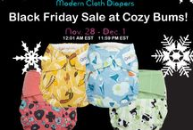 Cozy Bums SALE! / These items are on for a limited time, while supplies last.