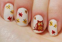 Fall Nails / by Amanda Vogt