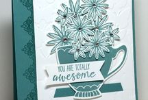 Stampin Up - Cups & Kettles Blossom Bunch