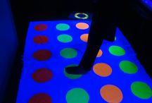 Glow Party ideeas