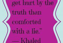 So True / Truth in Life
