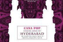 #CasaPop #Hyderabad