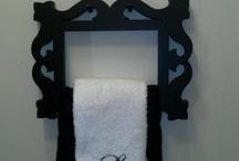 Hand Towel Holder ideas
