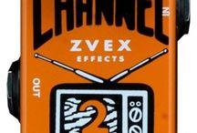 ZVex Pedals / by Sam Ash Music