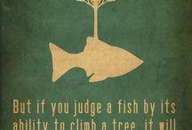 words of wisdom & inspiration