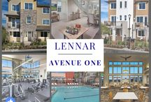 """California Living / """"LIKE"""" if you could come home to this?  Avenue One offers upscale townhomes in San Jose with up to four bedrooms and 3.5 baths, and floorplans up to 2,332 square feet. Designed in clusters and interlocking rows, the front yards of these residences interact with adjacent parks and paseos.  #LennarBayArea #AvenueOne #Lovewhereyoulive #SanJoseRealEstate http://spr.ly/6491BLRcd"""