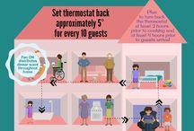 Home Comfort Infographics