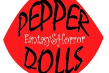 PepperDolls- Horror & Fantasy