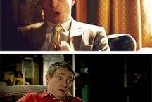 Sherlock, Mind Palace and John ofcourse