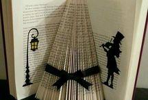 skládání knih