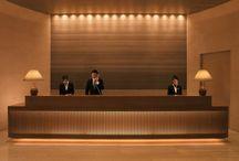 reception .. main lobby