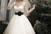 wedding dresses / by Jacqueline Nelson