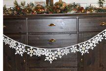 Crafts - Winter / by Cheryl Jansen