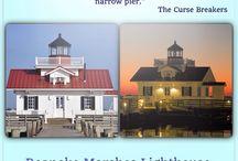 Manteo, NC / The Curse Keepers Manteo Weekend on Roanoke Island, NC.