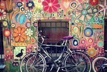 """some art / ..if it's not illegal then it's no street art"""".. (El Bocho)"""