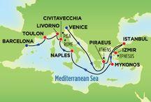 Europe 2013 / Destinations: Venice, Athens, Ephesus, Istanbul, Mykonos, Naples, Rome, Florence, Toulon, Barcelona / by Amber Stock