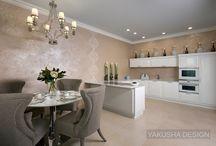 Kitchen. Yakusha Design. Viktoriya Yakusha. Design / Some intersting ideas of kitchen created by Yakusha Design
