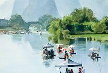 World is beautiful: China