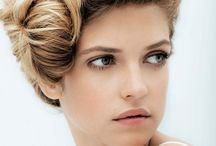 Updos / Look your best for the holidays! Franck Provost has imagined for you some beautiful hairstyle ideas.